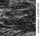 black and white marble texture... | Shutterstock . vector #1155087433