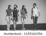 wanderlust  vacation  travel ... | Shutterstock . vector #1155161356
