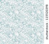 elegant seamless pattern. vector | Shutterstock .eps vector #115520398