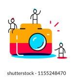 vector creative illustration of ... | Shutterstock .eps vector #1155248470