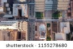 aerial straight down view of...   Shutterstock . vector #1155278680