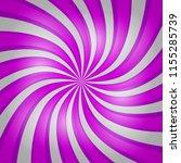 swirling radial background... | Shutterstock .eps vector #1155285739