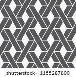 vector seamless pattern.... | Shutterstock .eps vector #1155287800