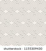 vector seamless pattern. modern ... | Shutterstock .eps vector #1155309430