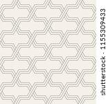 vector seamless pattern. modern ... | Shutterstock .eps vector #1155309433