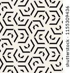 vector seamless pattern. modern ... | Shutterstock .eps vector #1155309436