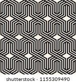 vector seamless pattern. modern ...   Shutterstock .eps vector #1155309490
