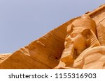 Statue Of Pharaoh Ramesses Ii...