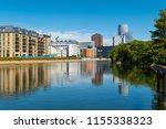 malmo   sweden august 11  2018  ... | Shutterstock . vector #1155338323