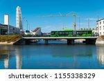 malmo   sweden august 11  2018  ...   Shutterstock . vector #1155338329