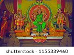vietnam  saigon   may 20  2001  ... | Shutterstock . vector #1155339460