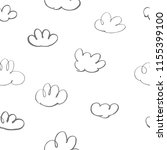 vector seamless pattern with...   Shutterstock .eps vector #1155399100