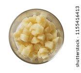 potato on bowl. preparing...   Shutterstock . vector #1155416413