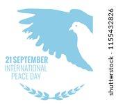 21 september international... | Shutterstock .eps vector #1155432826