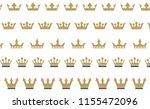 king crown logo   Shutterstock .eps vector #1155472096