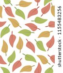 fun colorful seamless pattern...   Shutterstock .eps vector #1155483256