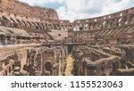 Colosseum  Rome  Italy   June...