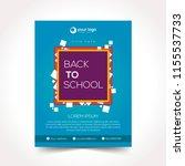 modern design template... | Shutterstock .eps vector #1155537733