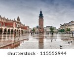 Hdr Image Of Cracow