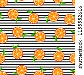 cute seamless pattern of... | Shutterstock .eps vector #1155552616