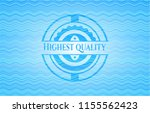 highest quality water wave... | Shutterstock .eps vector #1155562423