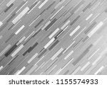 light silver  gray vector... | Shutterstock .eps vector #1155574933