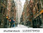 february 27th  2015. new york ... | Shutterstock . vector #1155575953