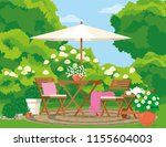 vector illustration is drawn by ... | Shutterstock .eps vector #1155604003
