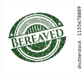 green bereaved distressed with... | Shutterstock .eps vector #1155678889