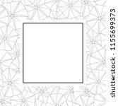 morning glory flower outline... | Shutterstock .eps vector #1155699373