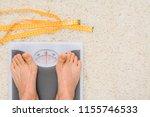 lifestyle concept  proper...   Shutterstock . vector #1155746533