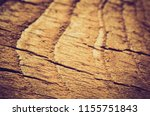 wooden background with vignette ... | Shutterstock . vector #1155751843