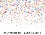 vector colorful mathematics... | Shutterstock .eps vector #1155781846