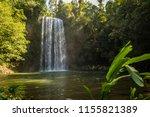 Millaa Milla Falls In The...