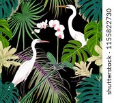 seamless pattern  background.... | Shutterstock .eps vector #1155822730