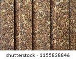 cork surface background | Shutterstock . vector #1155838846