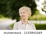 outdoor portrait of beautiful... | Shutterstock . vector #1155841069