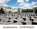 berlin  germany   may 25  2018  ... | Shutterstock . vector #1155943633