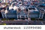 palacio de gobierno  this... | Shutterstock . vector #1155954580