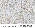 Small White Pebbles Background  ...