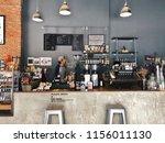 bangkok  thailand   august 14 ... | Shutterstock . vector #1156011130