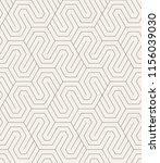 vector seamless pattern. modern ... | Shutterstock .eps vector #1156039030