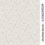 vector seamless pattern. modern ... | Shutterstock .eps vector #1156039039