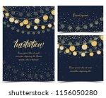 vector illustration chain of... | Shutterstock .eps vector #1156050280