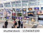 hong kong   july 09  2018 ... | Shutterstock . vector #1156065100