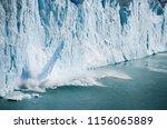 glaciar perito moreno | Shutterstock . vector #1156065889