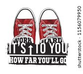 sneakers illustration for t... | Shutterstock .eps vector #1156079950