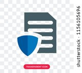 file vector icon isolated on...   Shutterstock .eps vector #1156105696