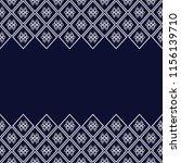 geometric ethnic pattern...   Shutterstock .eps vector #1156139710