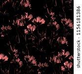 watercolor seamless pattern... | Shutterstock . vector #1156181386